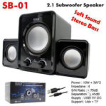 Speaker Computer / laptop M Tech SB-01