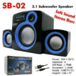 Speaker Laptop / computer M- Tech SB-02