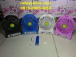 Kipas Angin Mini Charger Suncn Baterai 18650 Angin kencang / fan mini