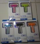 Kabel Data Iphone Samsung LED