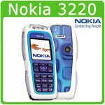 HP Nokia 3220 Refurbish / Nokia Jadul Rekondisi