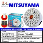 Lampu Emergency Fitting Mitsuyama MS-28TP
