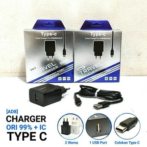 Charger Type C For Samsung, Xiaomi, Asus