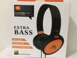 Headphone JBL J700 Extra Bass