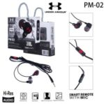 Headset JBL PM02 Handsfree Earphone Bass Mantap