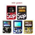 Gameboy Mini Game 400 in 1 SUP Plus Game Box Portable