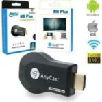 Anycast M9 Plus Wifi Dongle HP ke TV Dongel HDMI