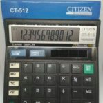 Kalkulator Citizen CT512 12 Digit